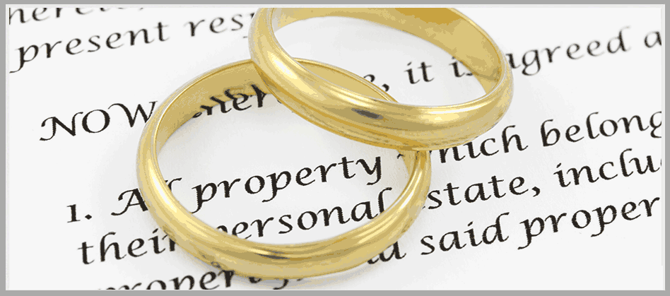 Prenuptial And Postnuptial Agreements In Massachusetts
